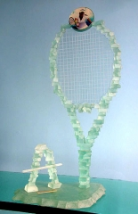 Stakleni racket